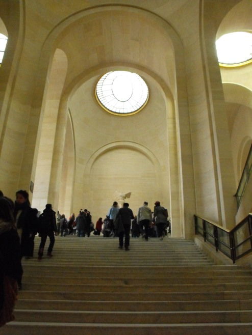 The grand staircase up to the audience chamber (1)